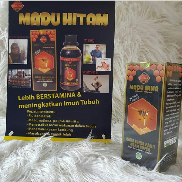 Madu Hitam Bima