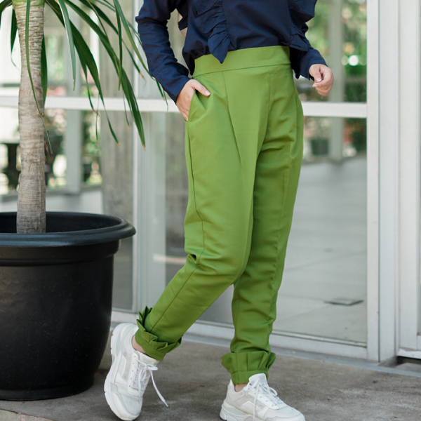 Zytha Pants Green1