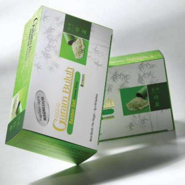 Garam Buluh Minum - Bamboo Salt Drinking ( 30 * 5gr /box) Copy1