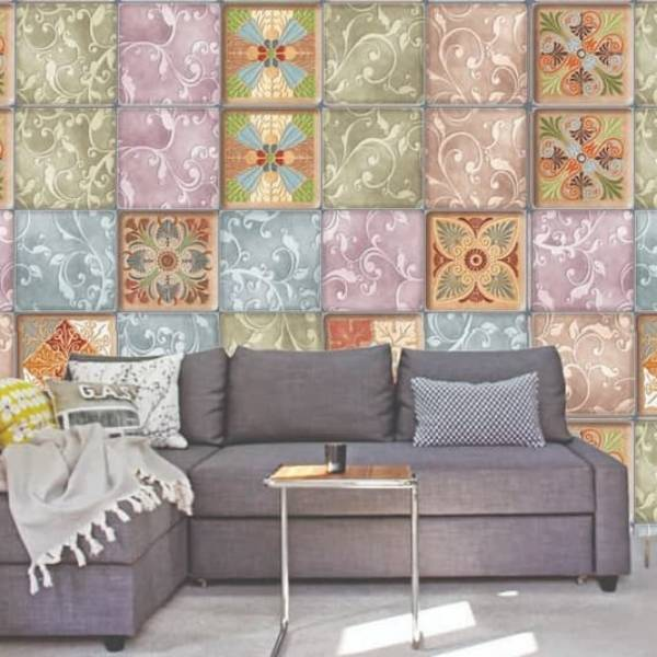 Wallpaper Custom Wallpaper 3d Wallpaper Dinding Batik