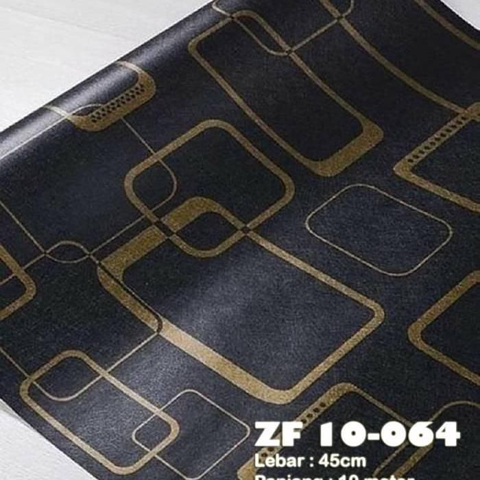 WALLPAPER STICKER 45CM X 10M KODE ZF641