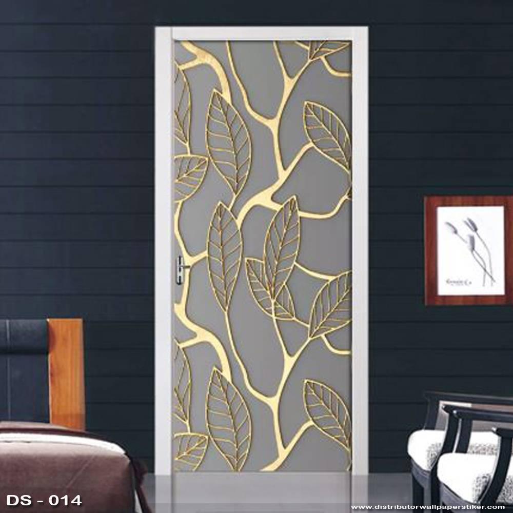 3D Door Sticker Custom | Uk 77 x 200 cm - DS - 0140