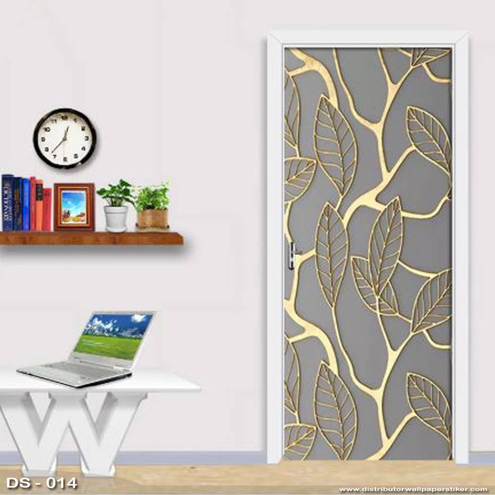 3D Door Sticker Custom | Uk 77 x 200 cm - DS - 0142