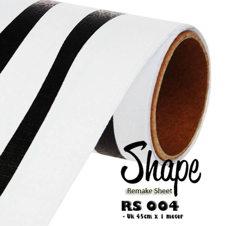 Remake Sheet | RS 004 - Motif Zebra3
