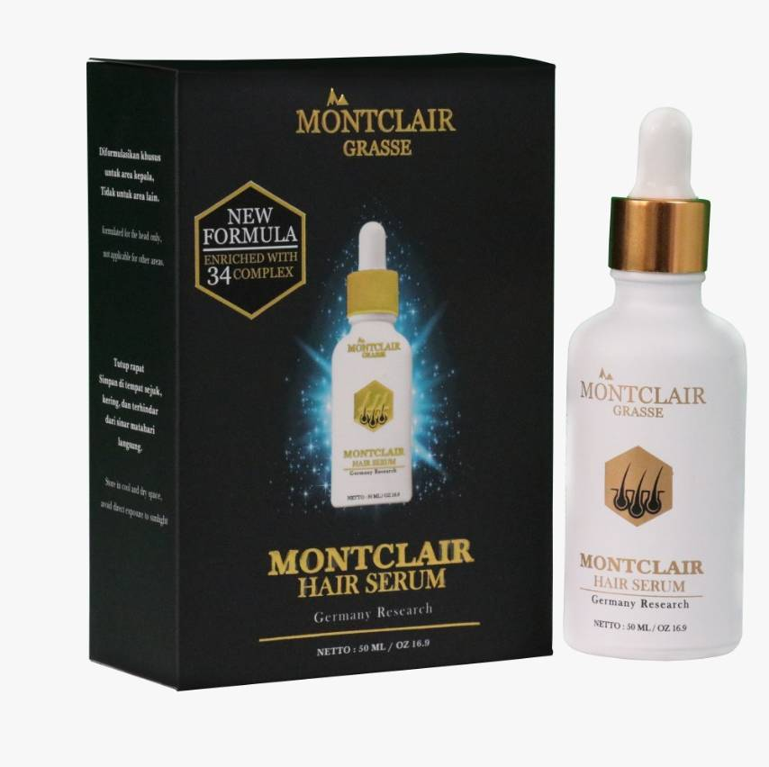 Montclair Grasse Hair Serum NEW FORMULA
