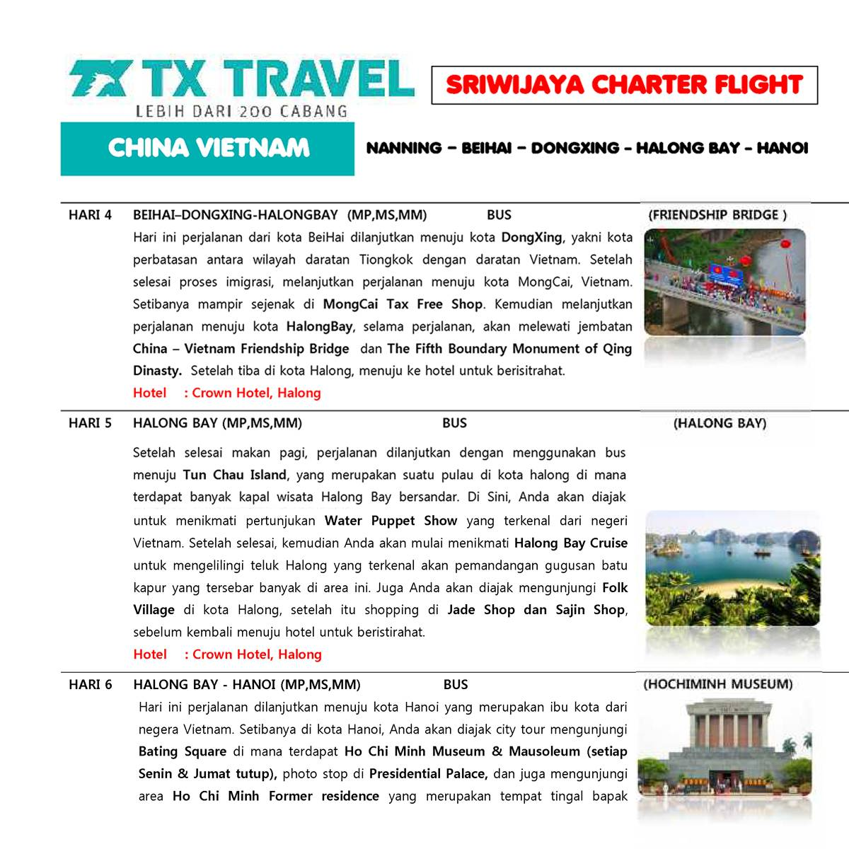 Flash Sale 8D China Vietnam 23 Mei 20192