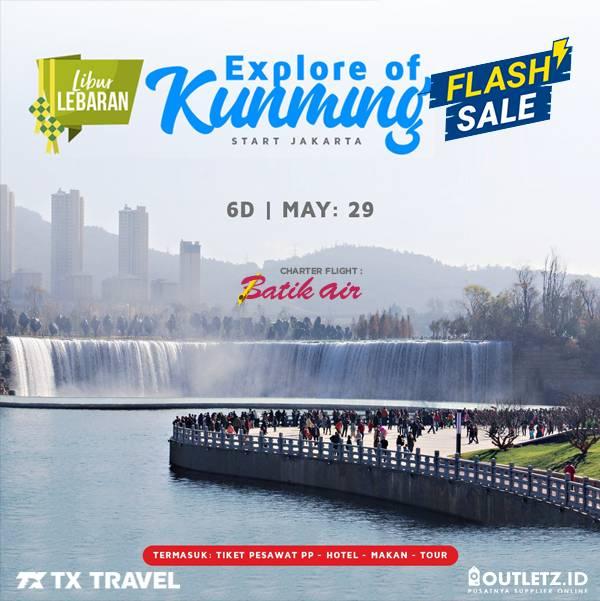 Penjualan Kilat 6D Kunming 29 Mei 2019