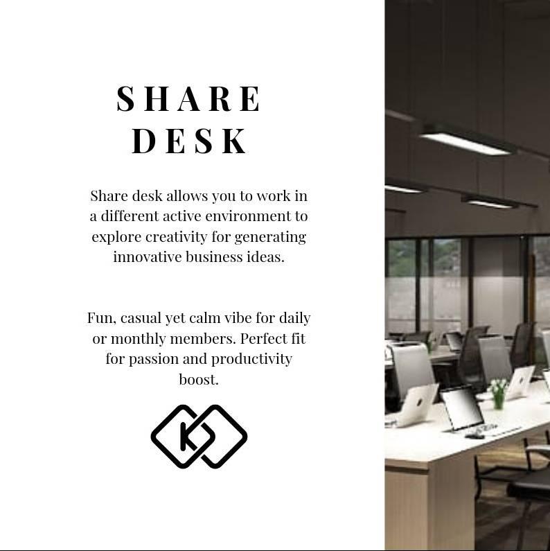 Share Desk - HWP
