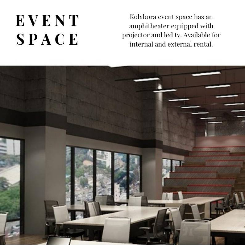 Event Space - HWP1