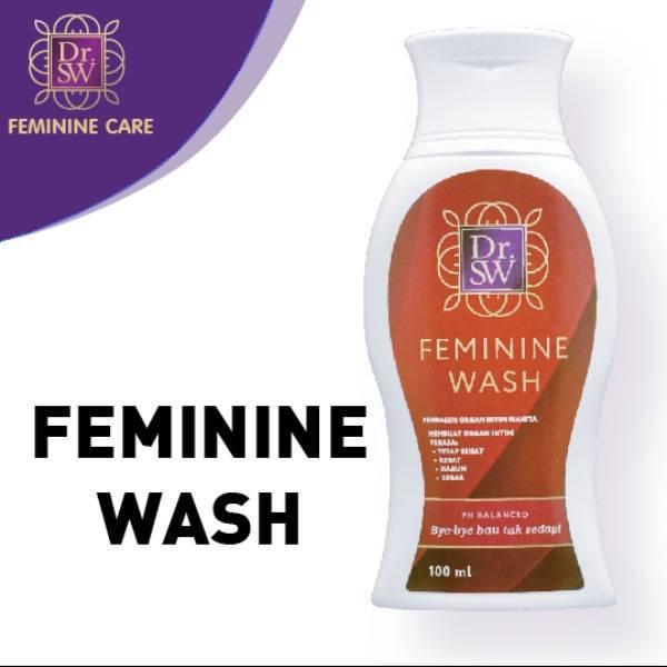 DRSW FEMININE WASH 30 PCS