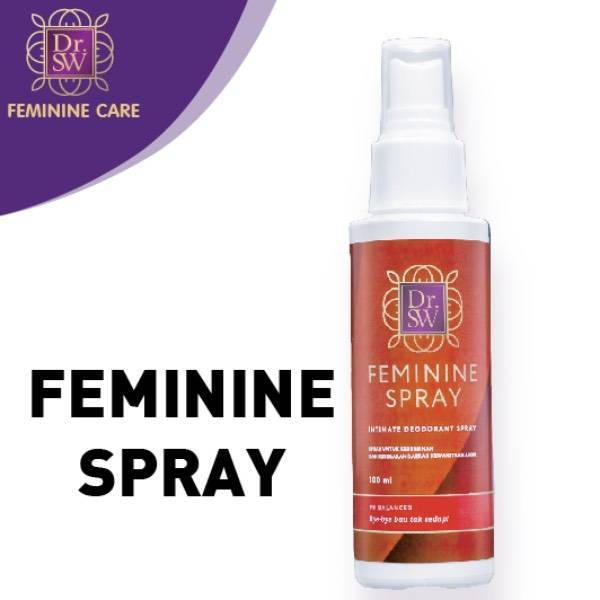 DRSW FEMININE SPRAY 50 PCS