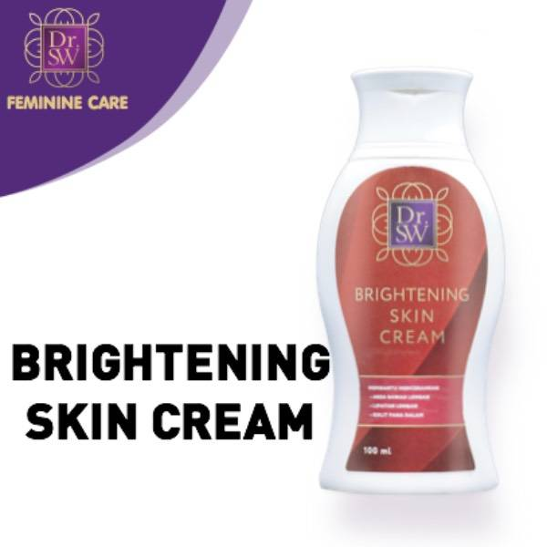 DRSW BRIGHTENING SKIN CREAM 75 PCS