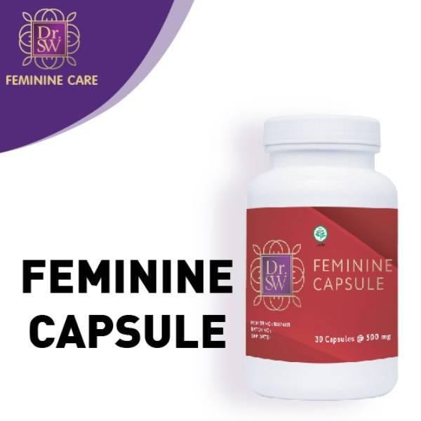 DRSW FEMININE CAPSULE 100 PCS
