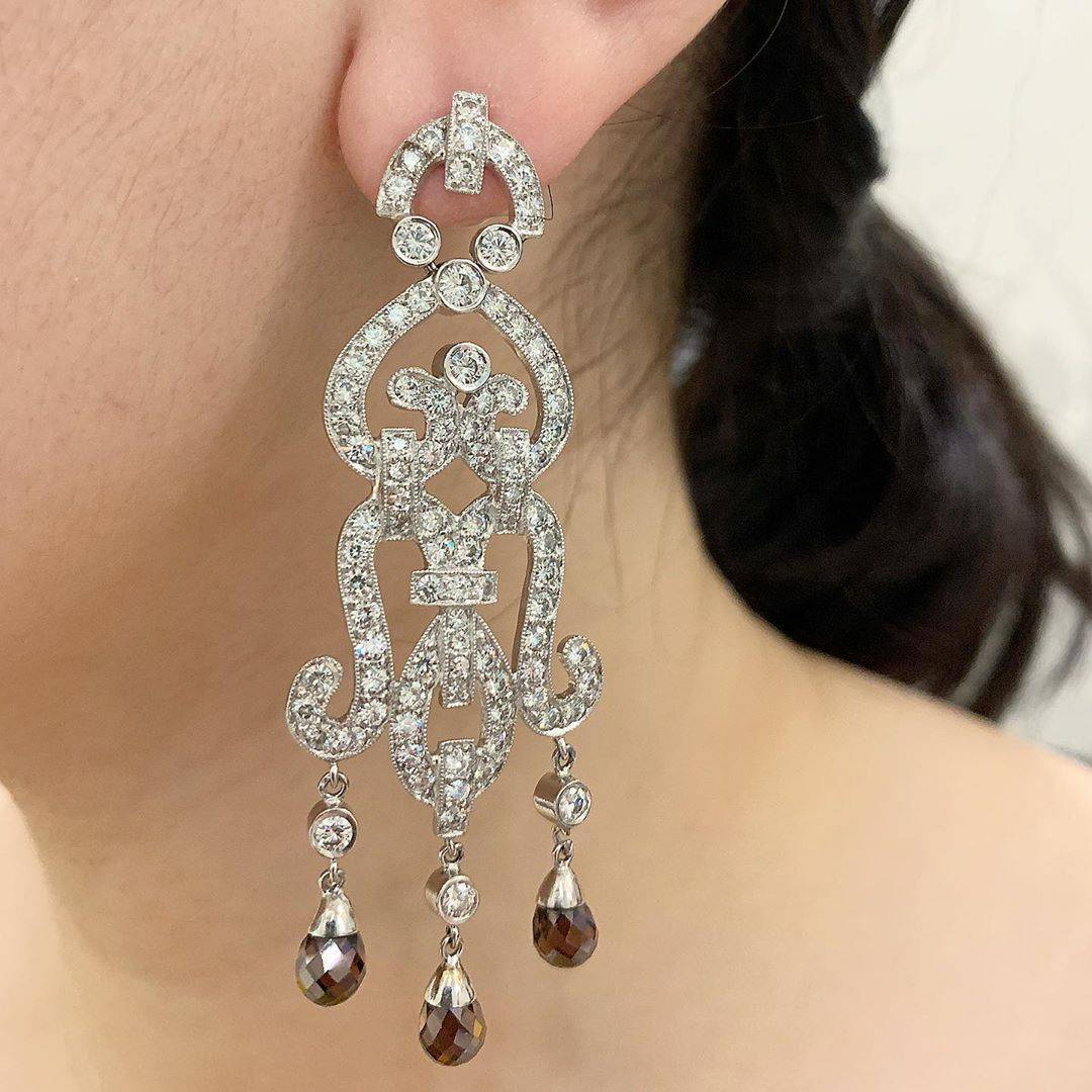 Moissani Ethnic Earring Edition 2
