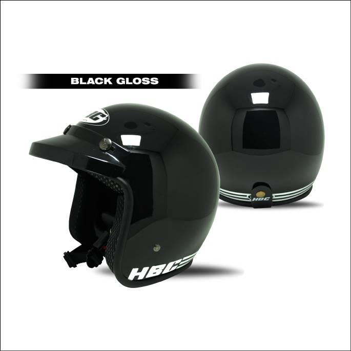 CLASSIC PET HBC BLACK GLOSS