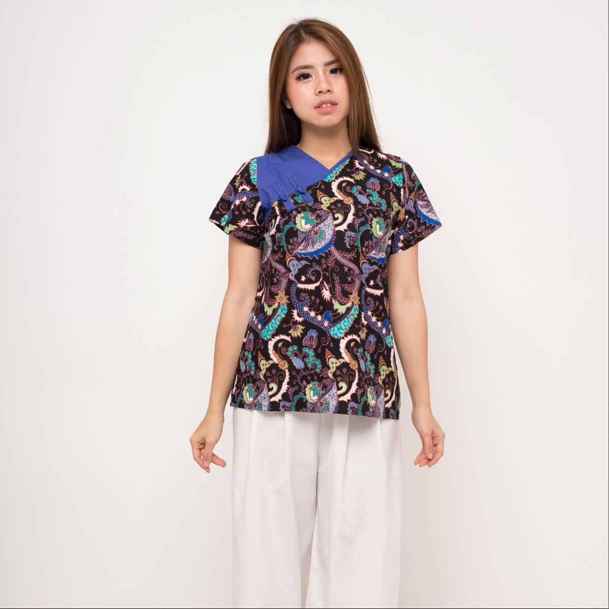 Batik Wanita-Cynthia Top1