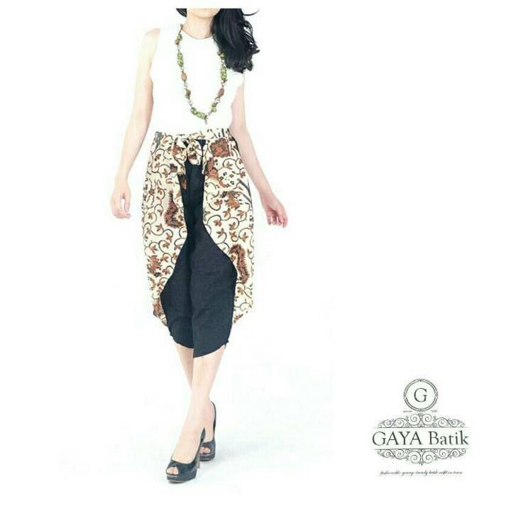 Celana Batik Wanita-Alicia Pants (Celana Pita)