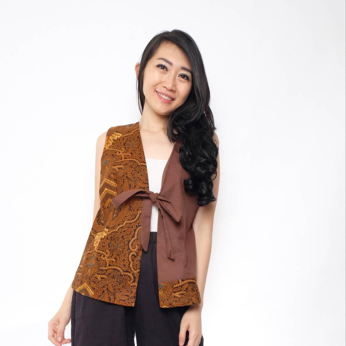 Batik Wanita-Bolero Karina