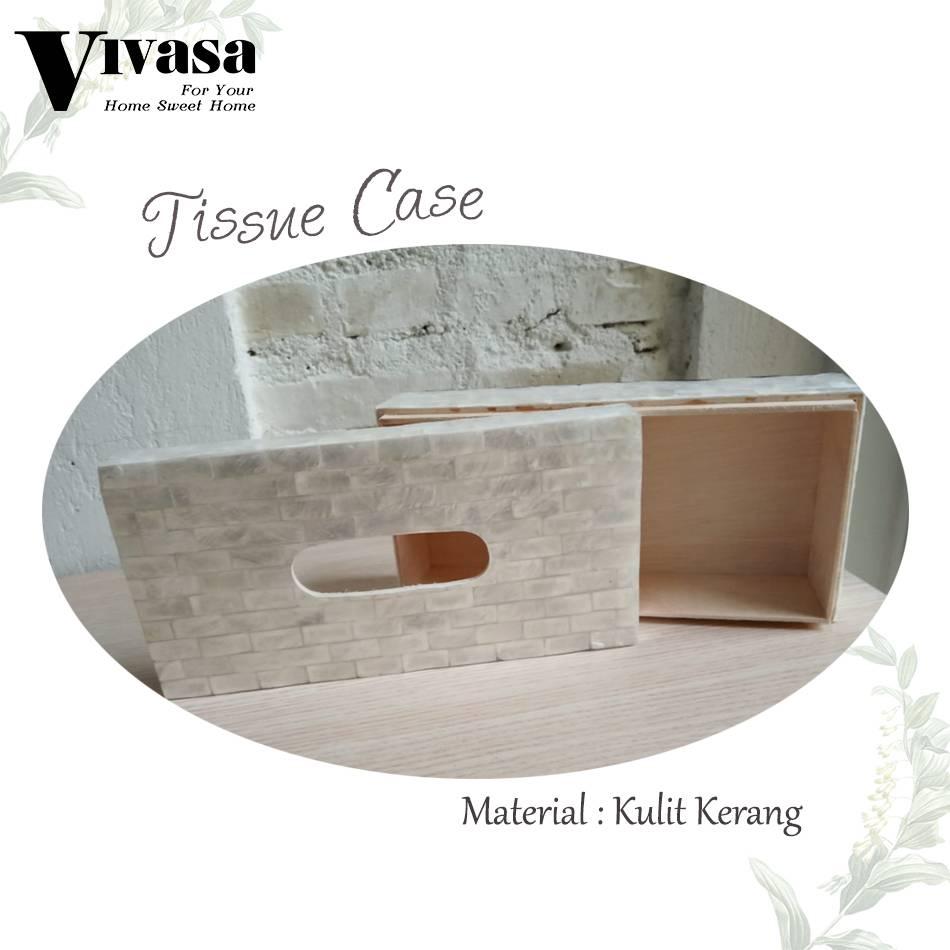 Maharani Outlet Tempat Tisu/Tissue Case motif balok By Vivasa Creative3