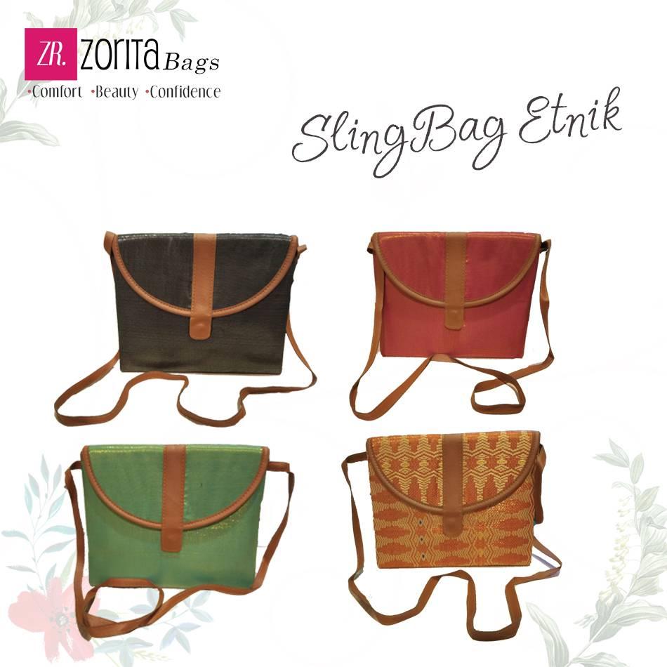 Maharani Outlet Sling Bag Etnik 001 By Zorita Bags1