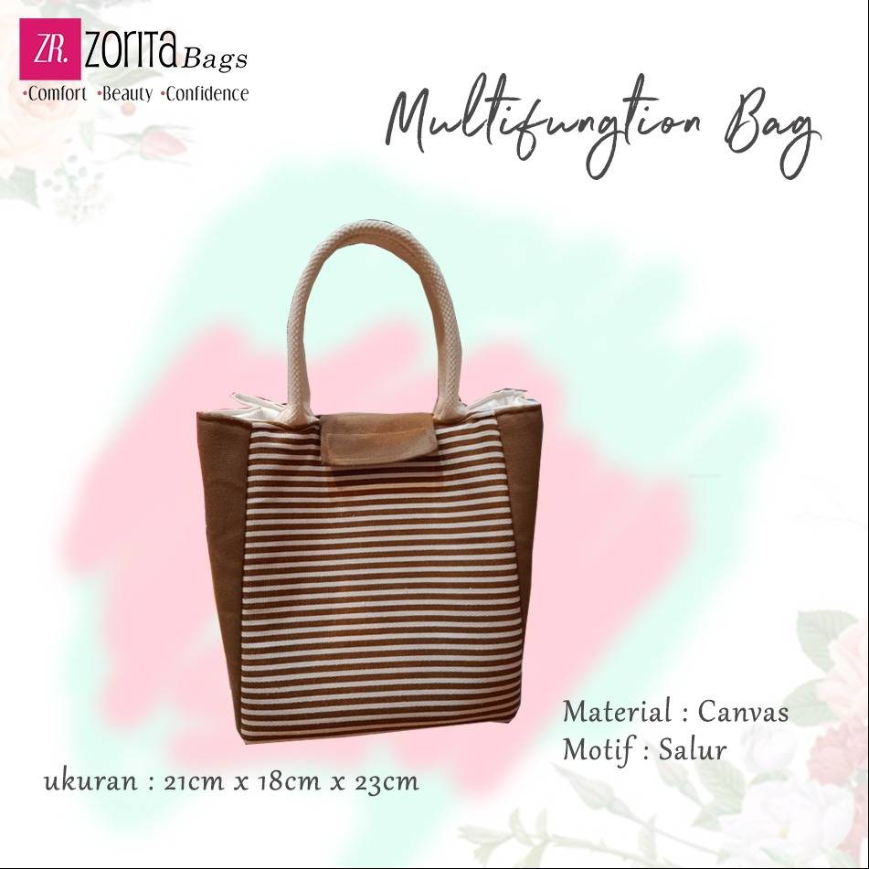 Maharani Outlet Multifungtion Bag Salur By Zorita Bags
