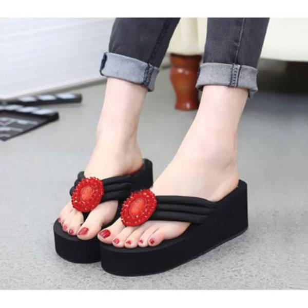 Sandal wedges 688