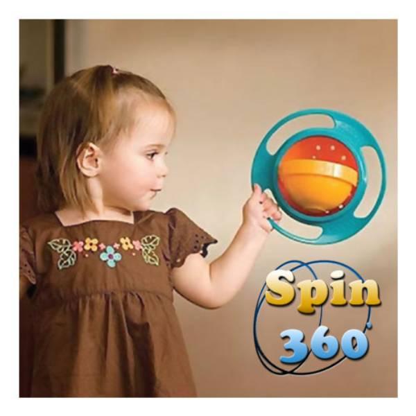 mangkuk putar anak (Gravity bowl)