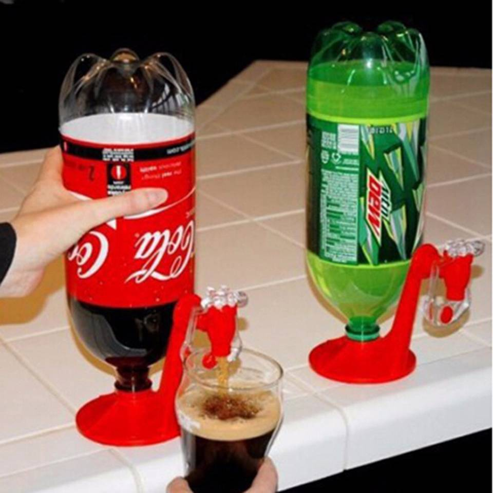 Dispenser minuman cola