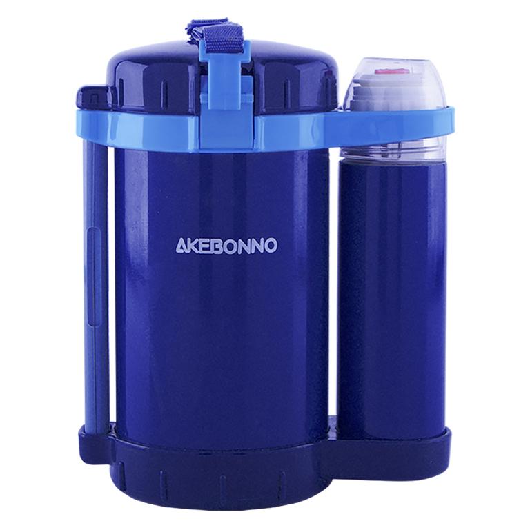 Lunch Jar Thermos / Set Kotak Bekal dan Termos | AKEBONNO