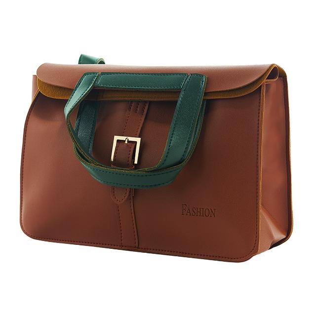 Tas Wanita / Hand Bag/Sling Bag - Brown | G-POP