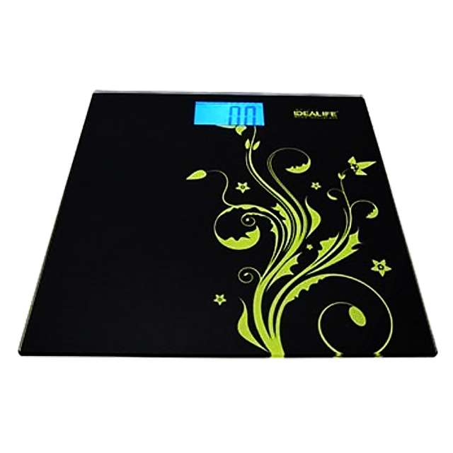 Digital Bathroom Scale (IL-271) / Timbangan Badan Digital | IDEALIFE