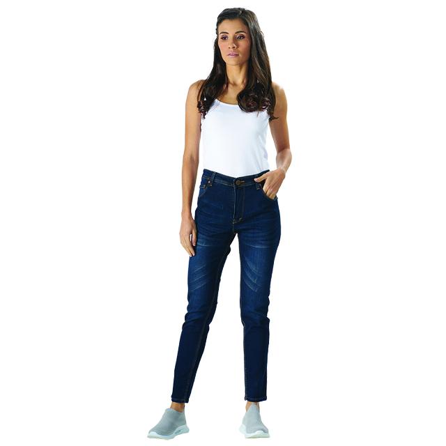 Celana Jeans Wanita / Blue | LUCI BELLO