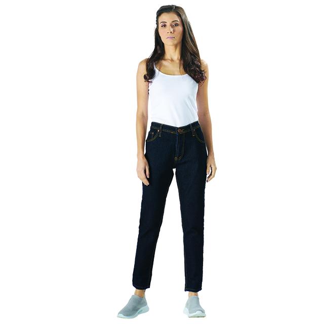 Celana Jeans Wanita / Navy | LUCI BELLO