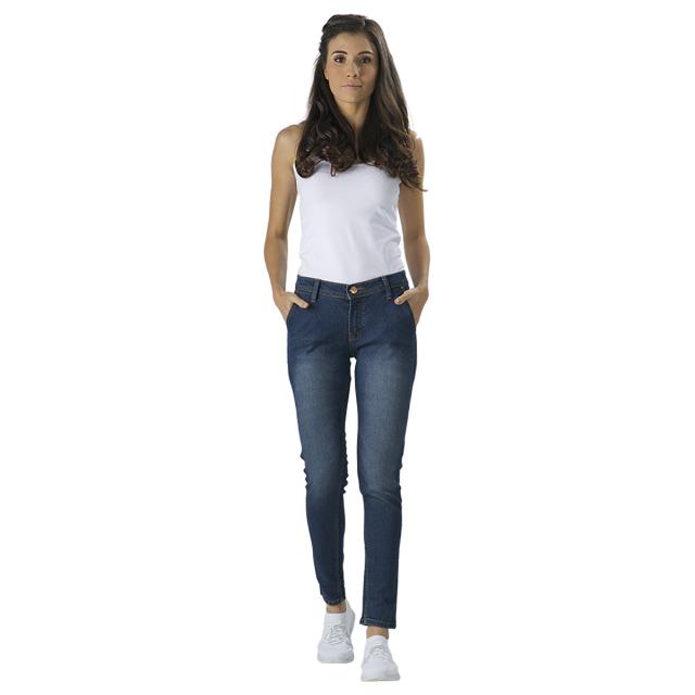 Celana Jeans Wanita / Blue | LA MONTEE