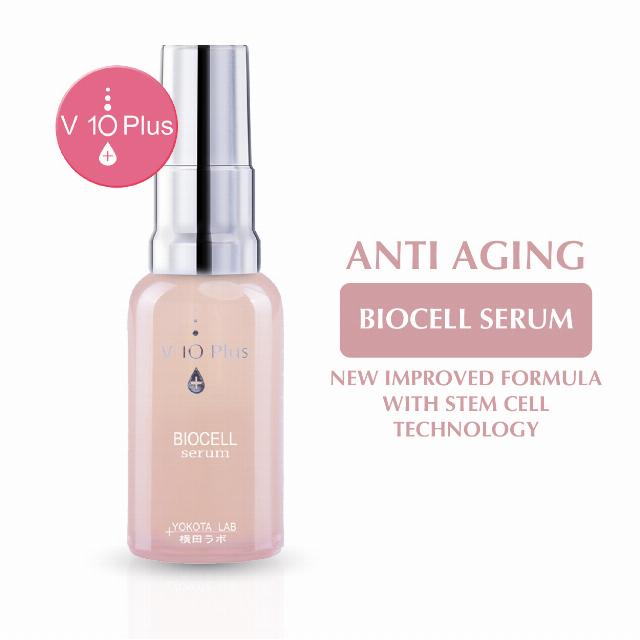 V10 Plus Biocell Serum | V10 PLUS