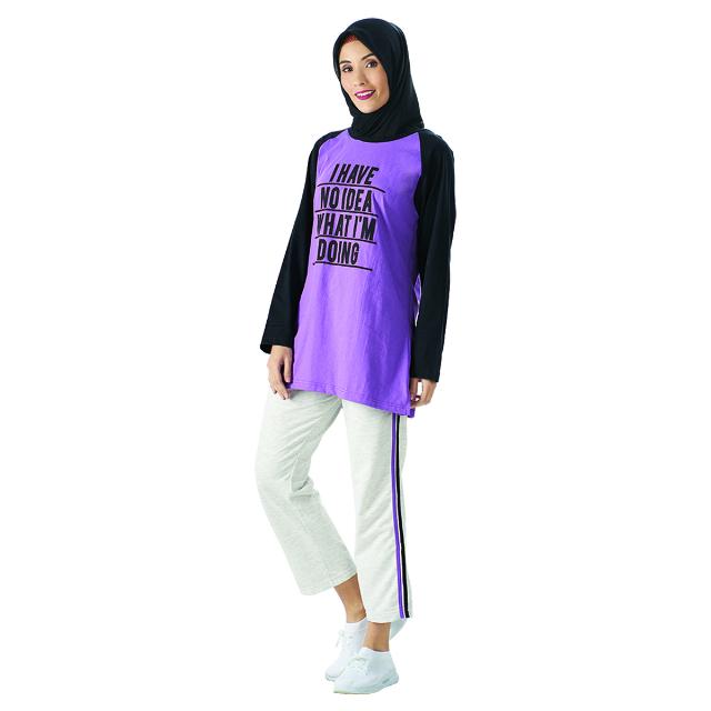 Setelan Pakaian Olahraga / Celana & Kaos | PUT IN ONE