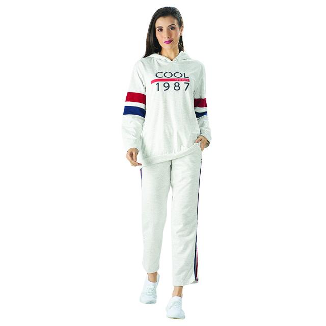 Setelan Pakaian Olahraga / Celana & Kaos Hoodie  | PUT IN ONE