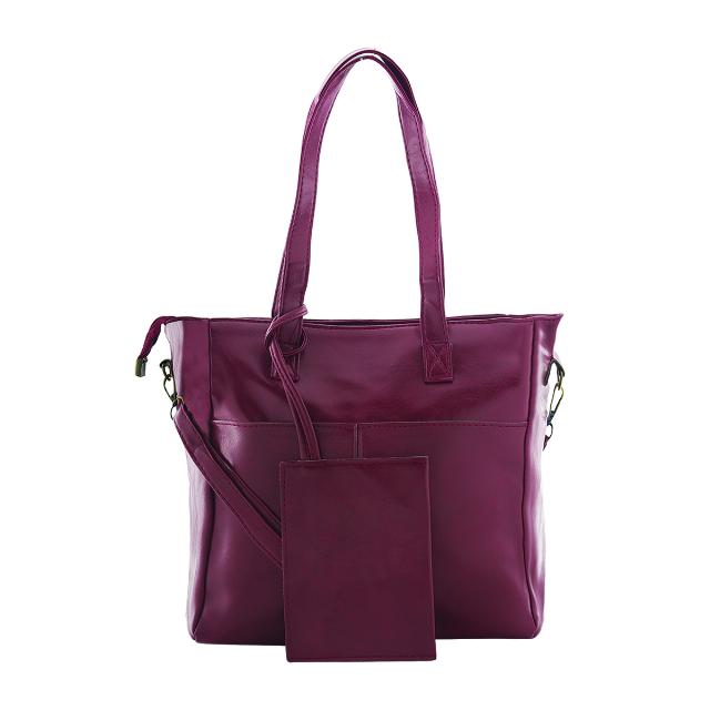 Tas Wanita / Tote Bag / Tas Merah  | G-POP