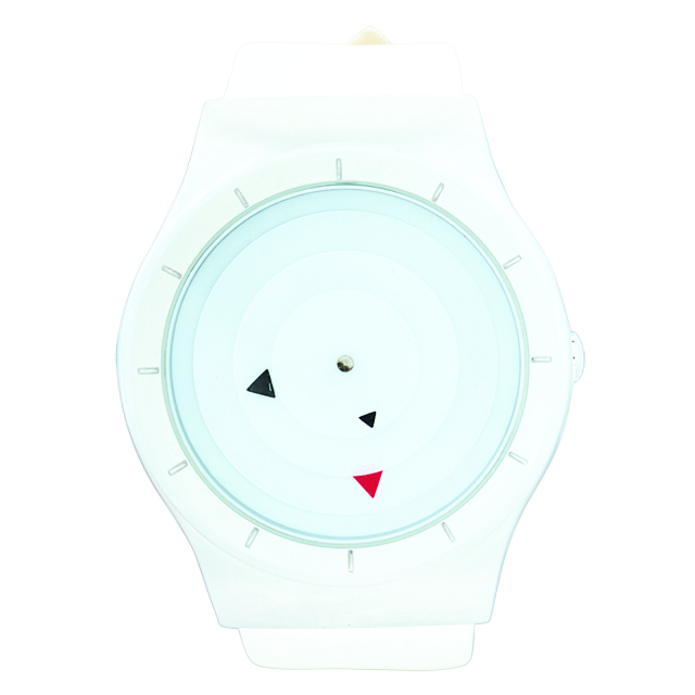 Jam Tangan Wanita Kulit / Putih / Leather | G-POP