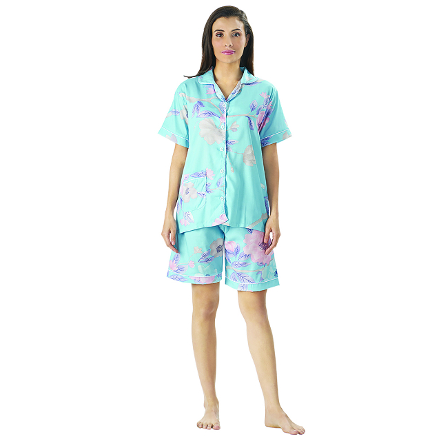 Piyama Wanita, M fit to L / Baju Tidur | CNC
