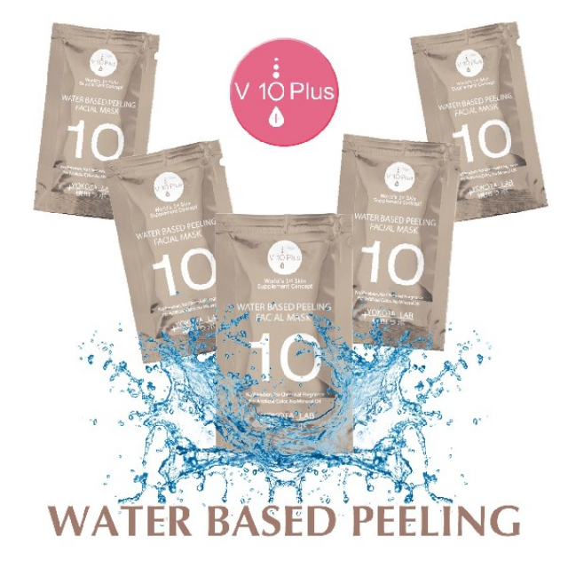 V10 Plus Water Based Peeling Sachet (5 pcs) | V10 PLUS