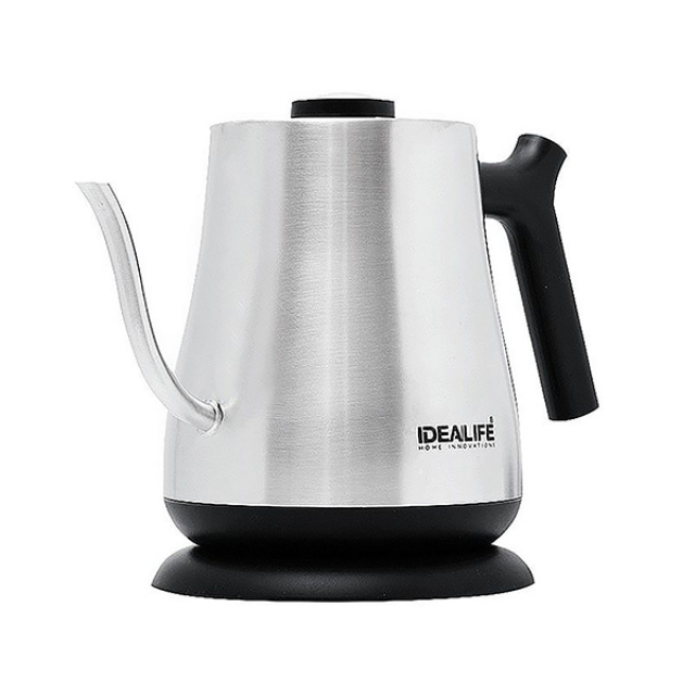 Gooseneck Coffee Tea Kettle (IL-112) / Teko Leher Angsa | IDEALIFE