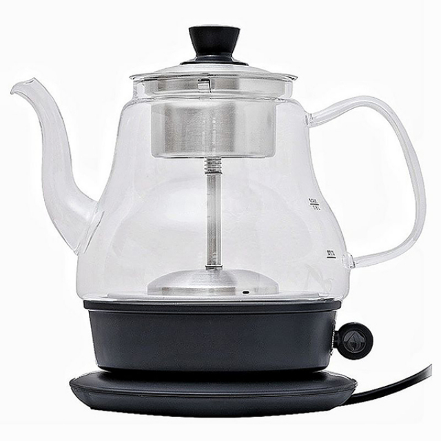 Steam Tea Maker (IL-113) / Teko Pembuat Teh Uap Listrik | IDEALIFE