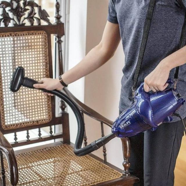 Mini Vacuum Cleaner (IL-130) / Penyedot/Penghisap Debu | IDEALIFE