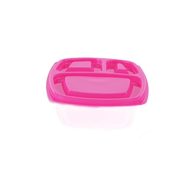 Lunch Box Kotak Sekat 3 / Kotak Bekal | ARNISS