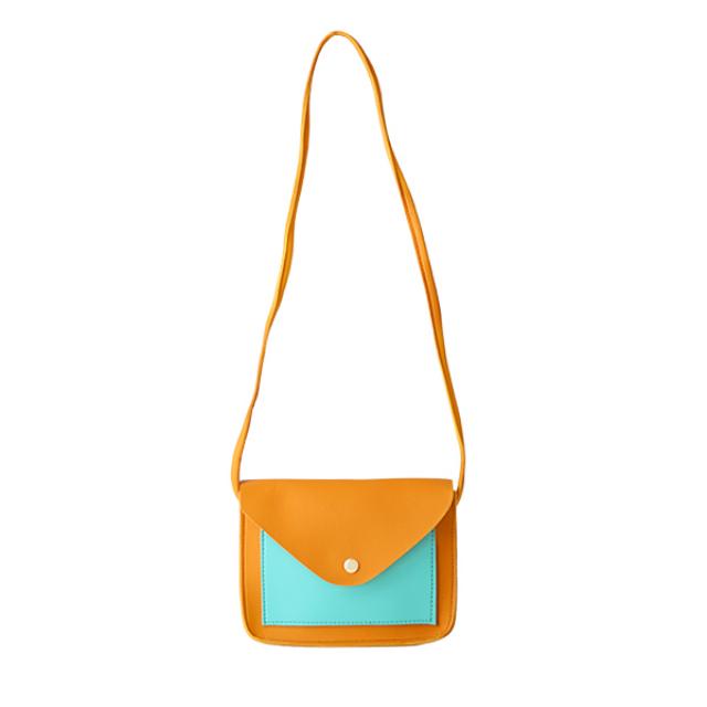 Tas Selempang Wanita / Sling Bag Elma / Tas Color Block | CKKI