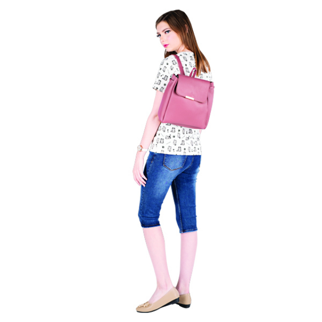 Tas Ransel  Wanita / Ransel Mirabel / Backpack | CKKI