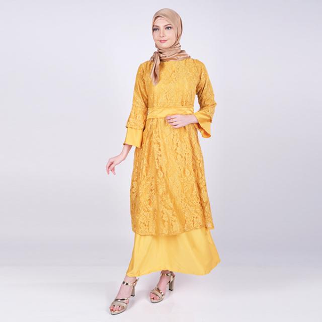 Maxi Dress Fathiyah Luxury | MISS U MINORU