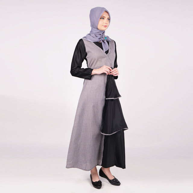 Maxi Dress Afifa Fashion   MISS U MINORU