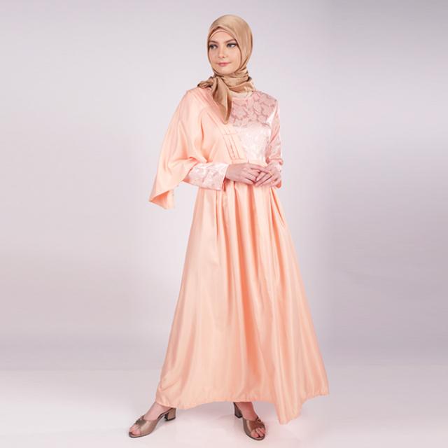 Maxi Dress Aisha Luxury | MISS U MINORU